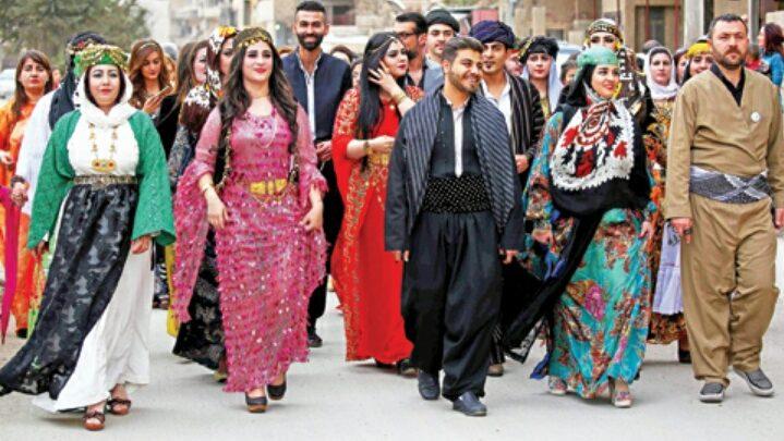 پوشش قوم کرد