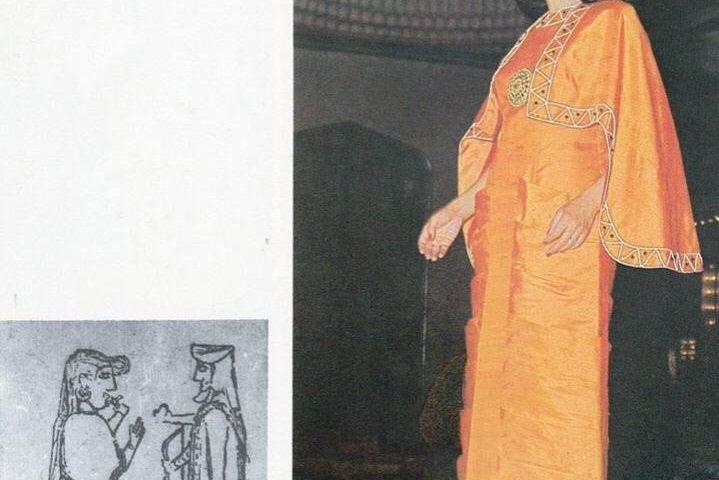 مد در تاريخ ايران و نحوه پوشش در دوران مادها