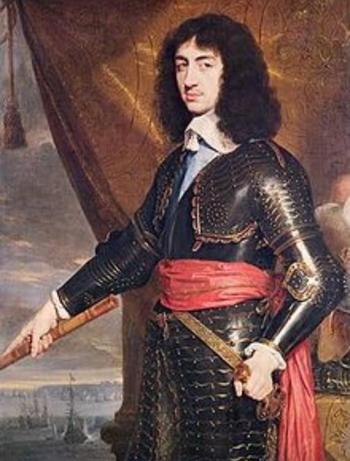 پادشاه چارلز دوم