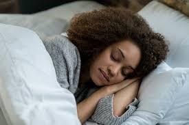 خواب آرام و مناسب
