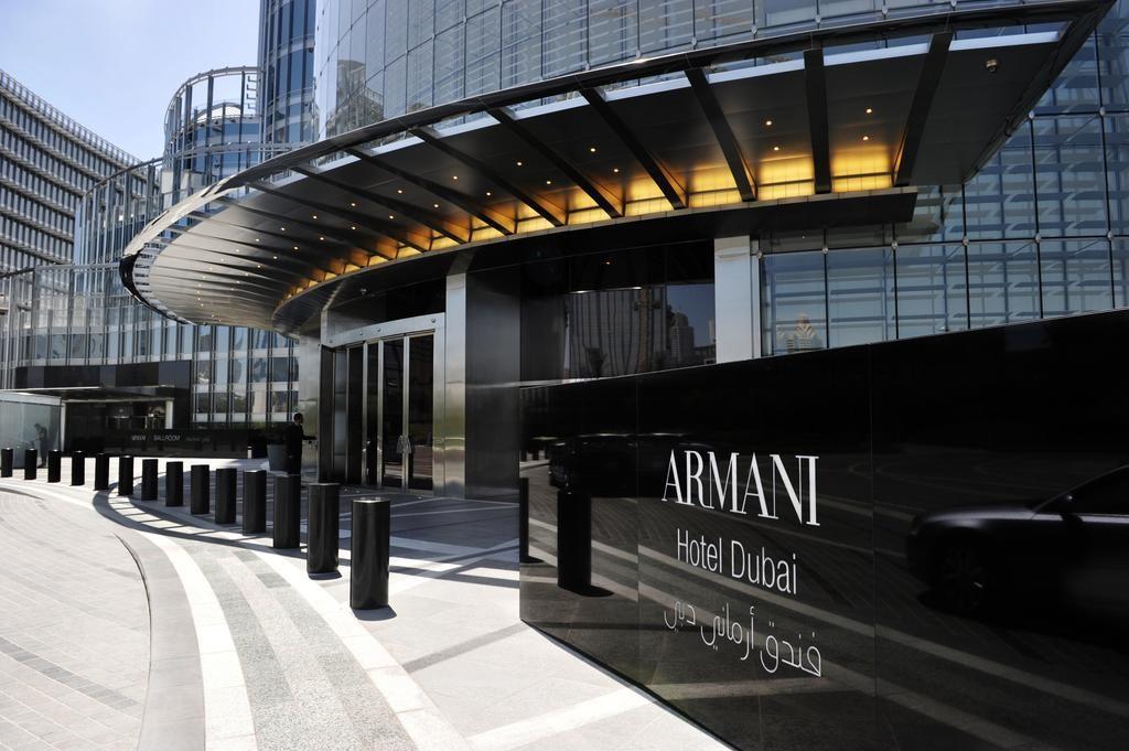 افتتاح هتل آرمانی در دبی